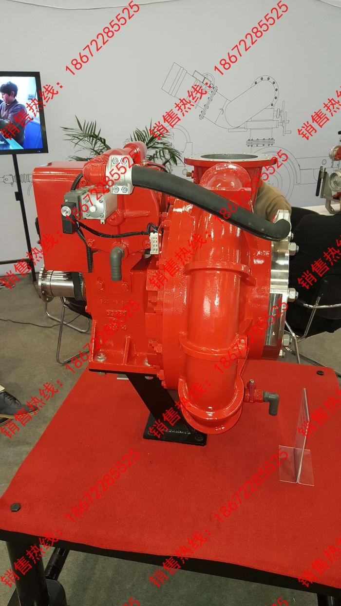 消防车螺旋流恒压泵