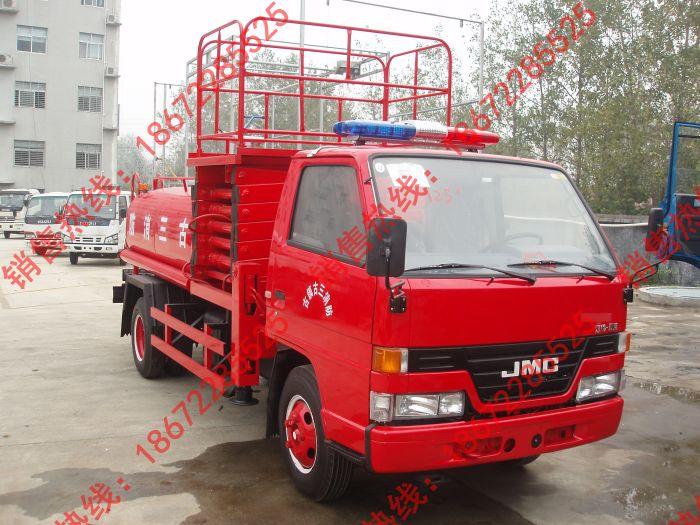 江铃举高平台消防车